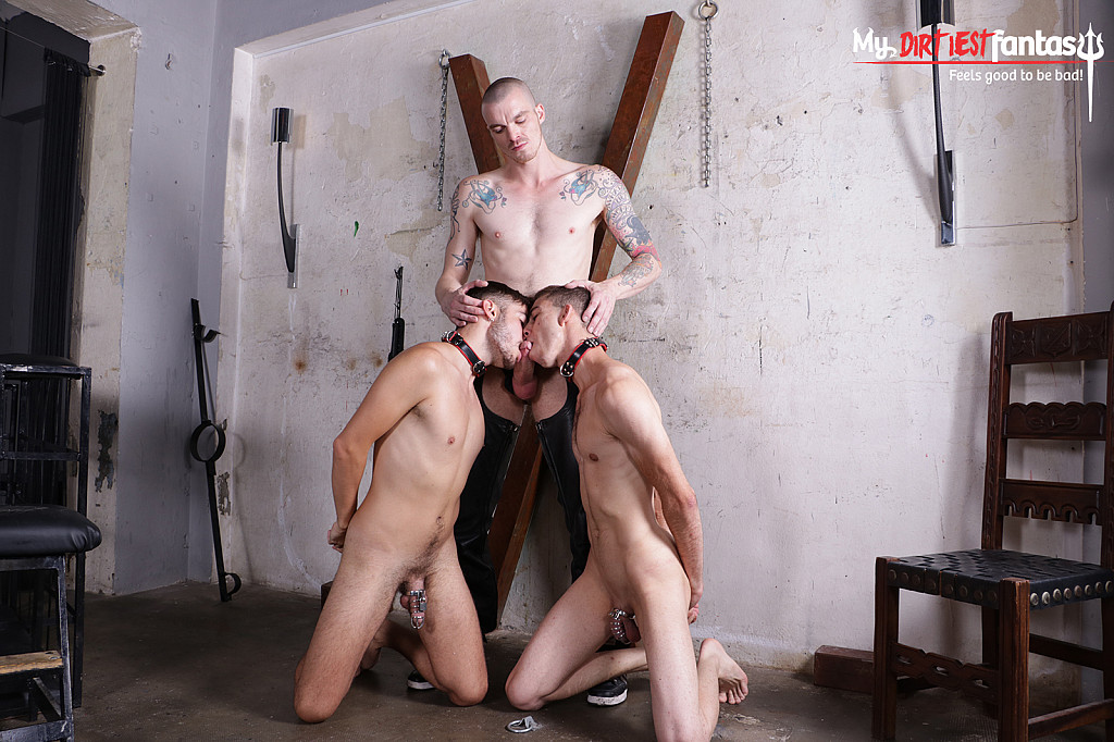 Chastity david Luca, James Oakleigh and Master AJ Alexander